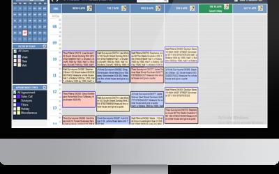 BlindMatrix - Calendar Feature