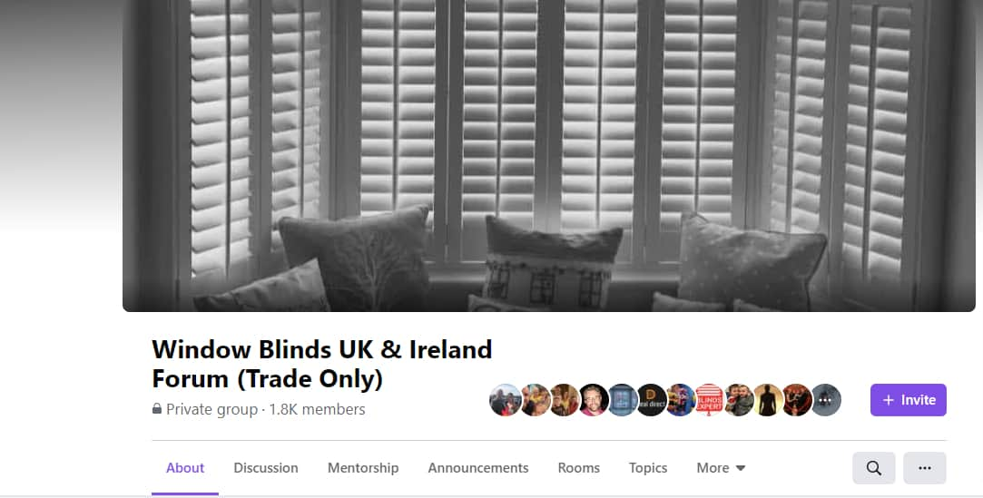 Window Blinds UK & Ireland Forum