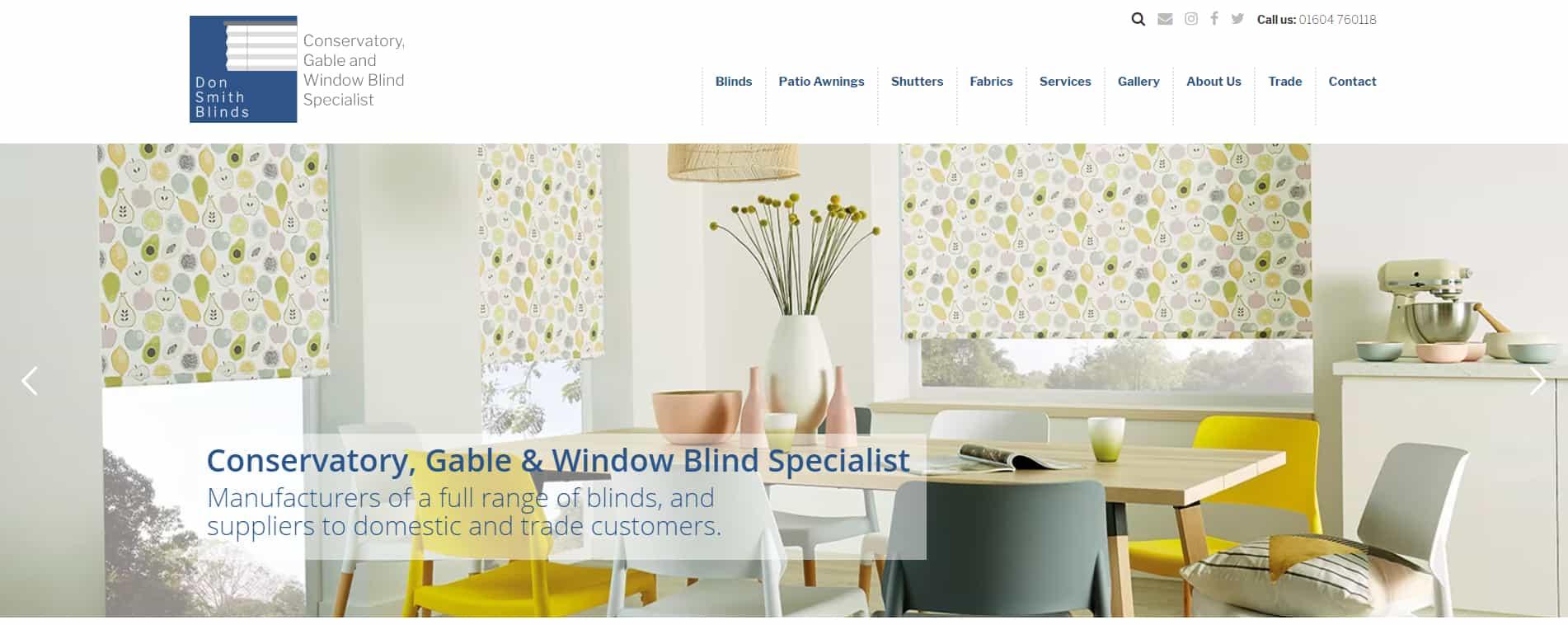 Don Smith Blinds Ltd