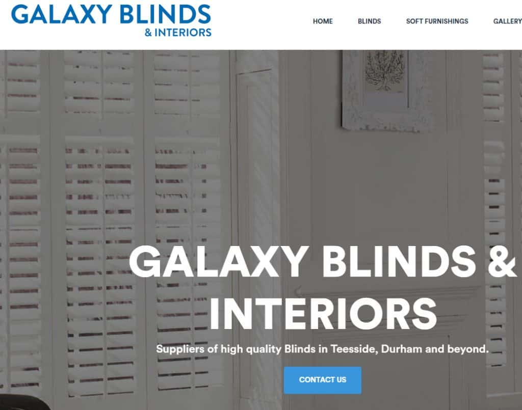 Galaxy Blinds & Interiors